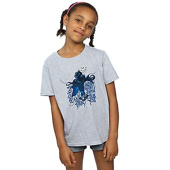 DC Comics niñas Batman Arkham caballero creo que t-shirt