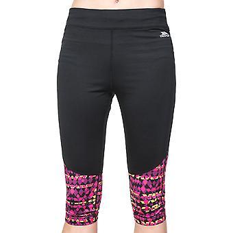 Trespass Odzież/Panie Abvre aktywny trening Legging sportowe spodnie