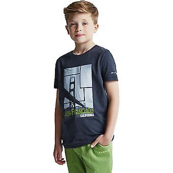 Dare 2b Boys & Girls Ensemble Lightweight Casual Graphic T-Shirt