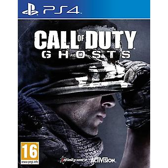 Call of Duty Ghosts (PS4) - New