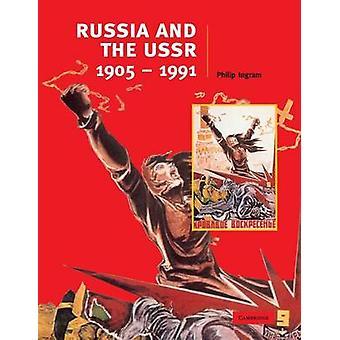 La Russie et l'URSS 19051991 par Philip Ingram