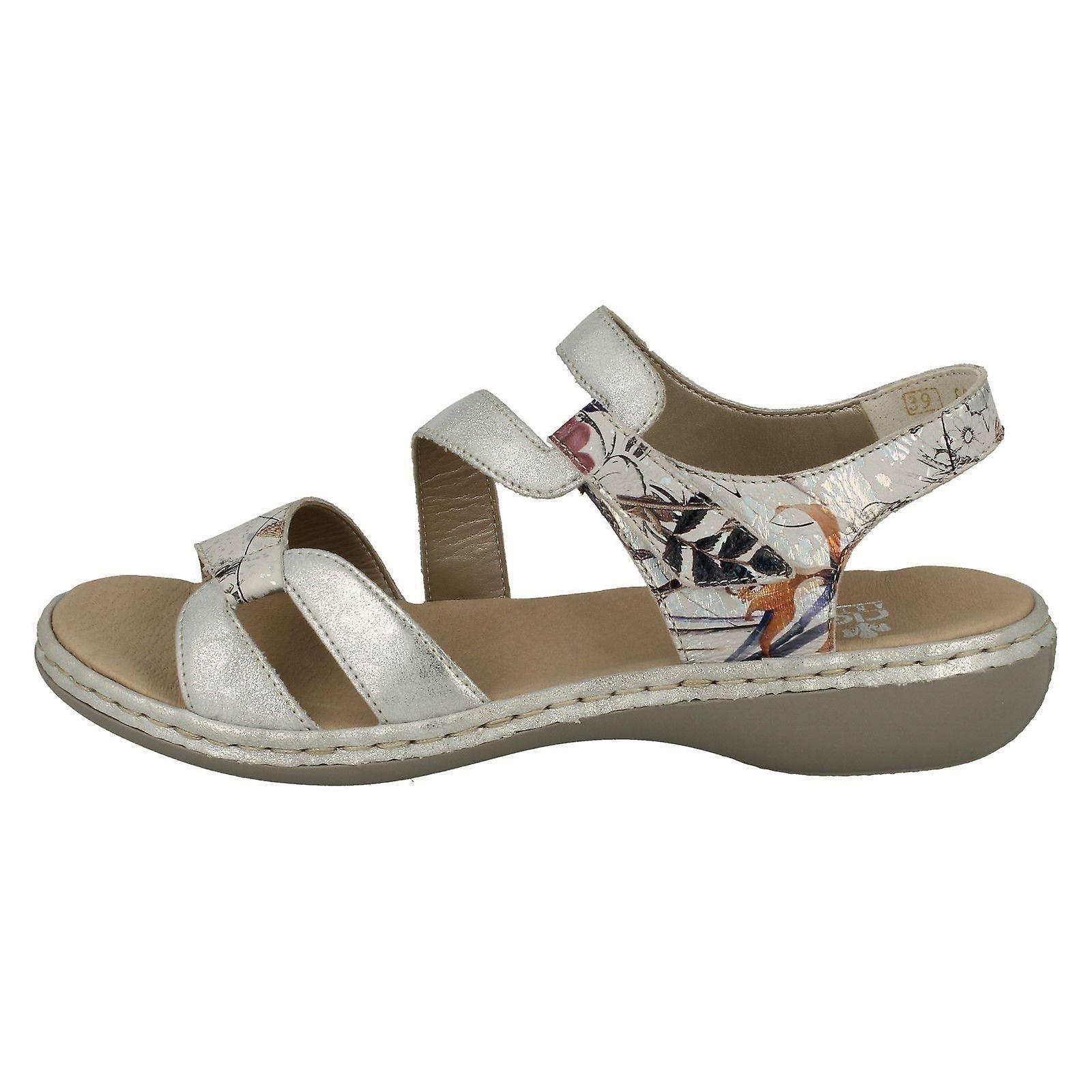 Ladies Rieker Casual Slingback Sandals 65969