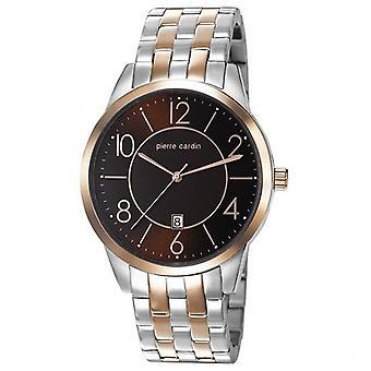 Pierre Cardin mens watch wristwatch stainless steel PC106921F06