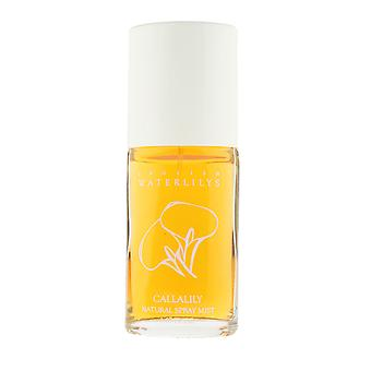 Alyssa Ashley anglais WaterLilys-Callalily vaporisateur brume 1,67 oz/50 ml en boîte