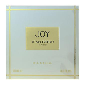 Joy de Jean Patou Parfum Splash 0,5 onzas/15 ml en caja