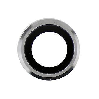 Für das iPhone 6 - iPhone 6 s - hinten Kamerahalter mit Objektiv - Silber