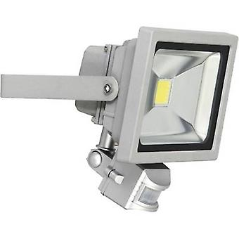 XQ lite XQ-Lite XQ1221 LED outdoor floodlight (+ motion detector) 20 W Daylight white