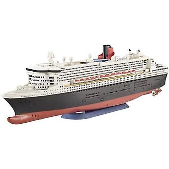 Revell 05808 oceangående passagerskib Queen Mary 2 Watercraft montage kit 1:1200
