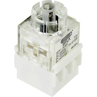 Schlegel BFL5K Contact + bulb holder 1 breaker, 1 maker latch 250 V 1 pc(s)