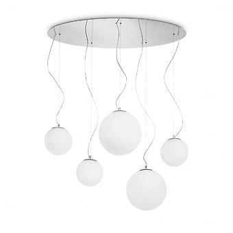 Ideal Lux Mapa White SP5