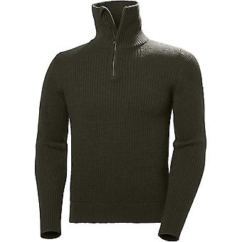 Helly Hansen Mens Marka Knitted 100% Merino Wool Sweater