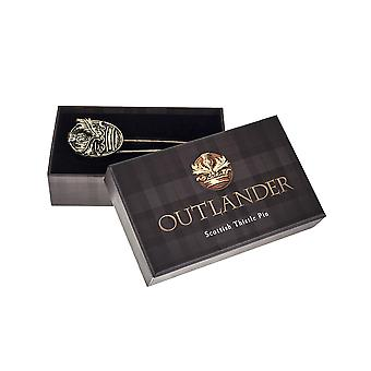 Outlander Scottish Thistle Pin OUTLANDER OFFICIAL MERCHANDISE