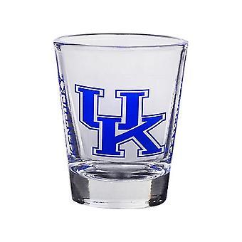 Кентукки Wildcats NCAA игра день выстрел стекла