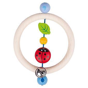 Heimess Touch Ring Rattle Ladybird I