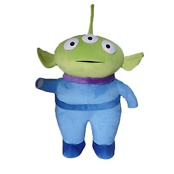 mascot SPOTSOUND of Squeeze Toy Alien cartoon Toy story