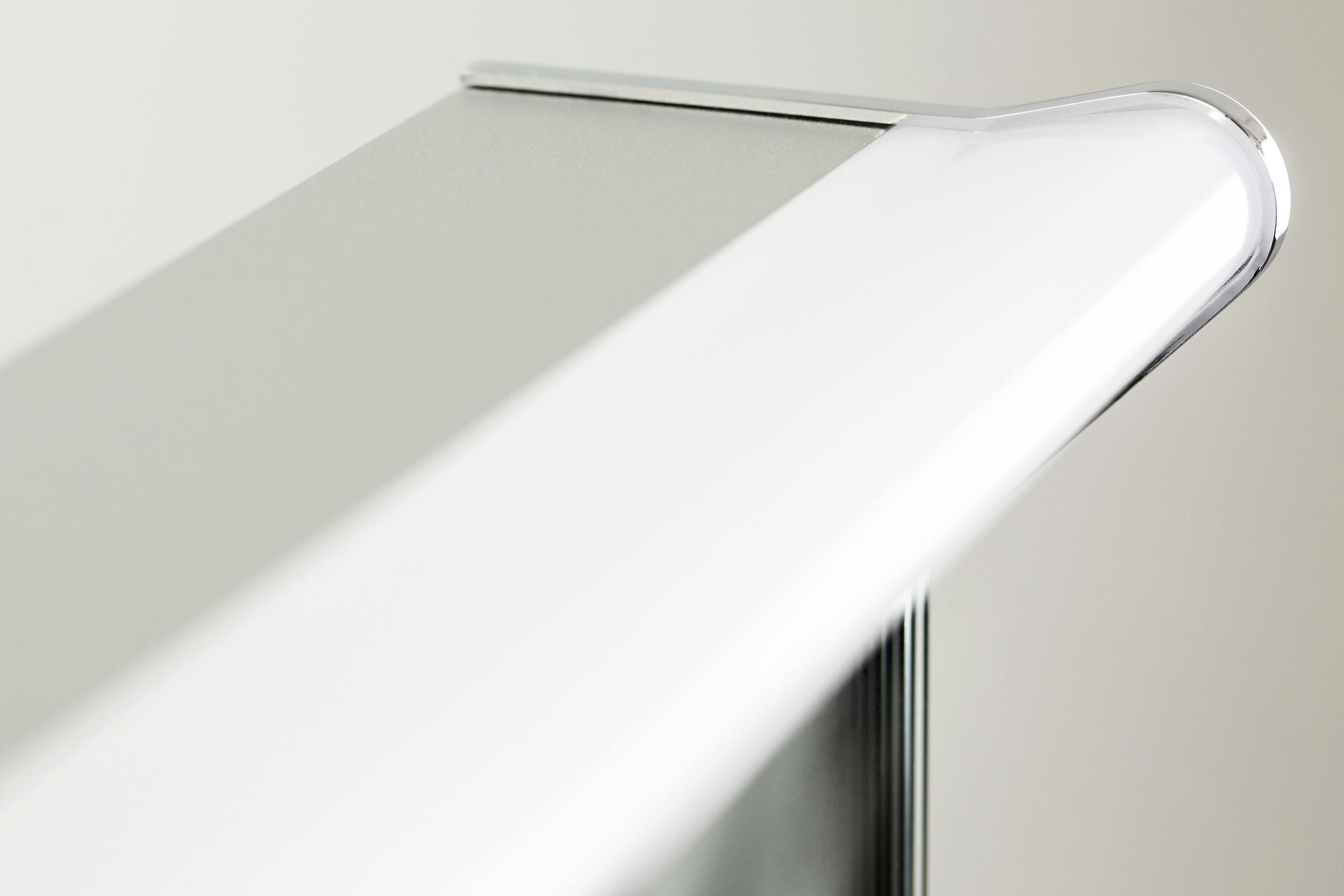 Sirius Bluetooth Audio Light Bathroom Mirror & Demister/Sensor k474aud