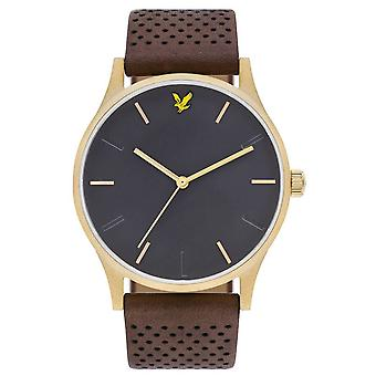 Lyle and Scott Hope LE Watch - Grey/Brown