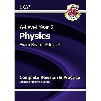 Nueva física de un nivel - Edexcel año 2 revisión completa y práctica con