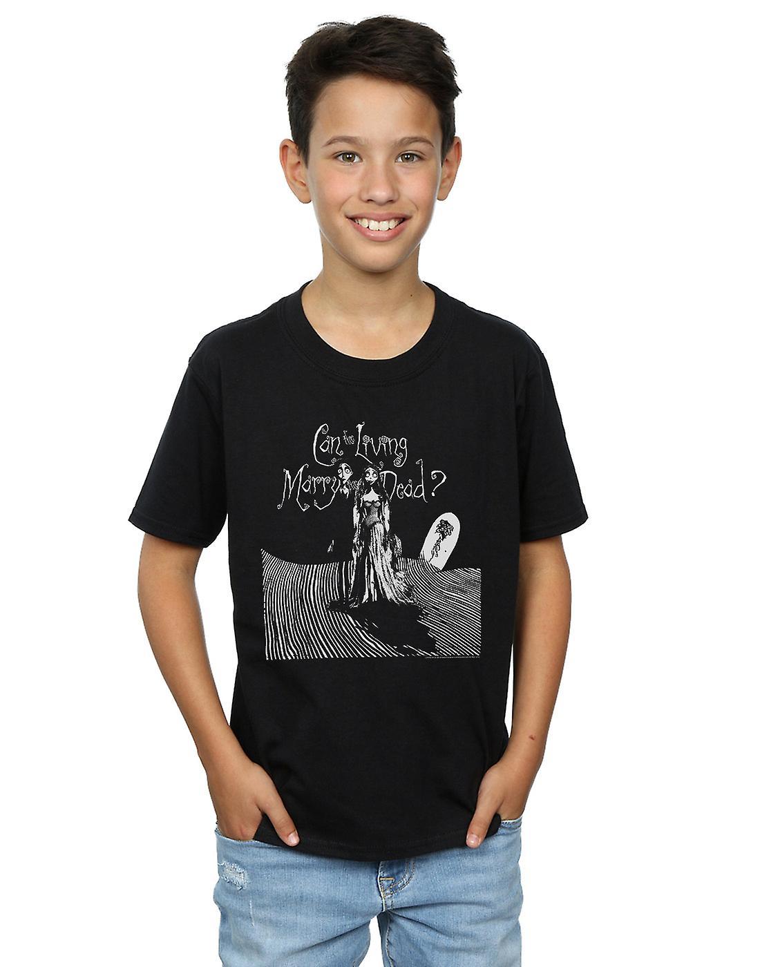 Corpse Bride Boys Marry The Dead T-Shirt