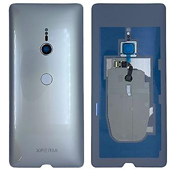 Sony Xperia XZ3 H8416 H9436 H9493 1316-4764 battery cover battery cover battery cover silver / white