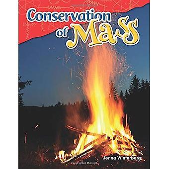 Behoud van massa (Grade 5) (Science lezers: inhoud en vaardigheden)