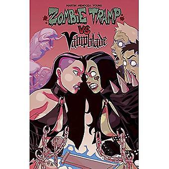 Tramp zombie vs Vampblade