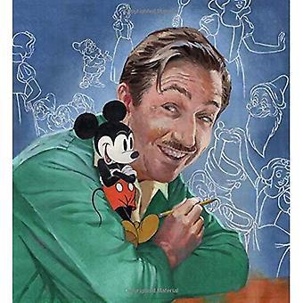 Walt's verbeelding: het leven van Walt Disney