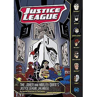 Justice League: Jokern och Harley Quinn's Justice League Jailhouse