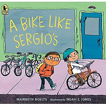 Un vélo comme de Sergio
