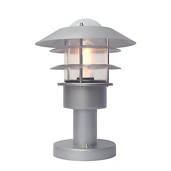 Lanterne de piédestal de Helsingor - éclairage Elstead
