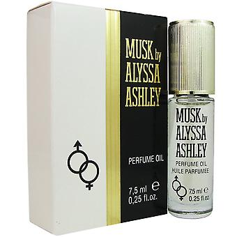 Alyssa Ashley Musk Perfume Oil 7.5ml
