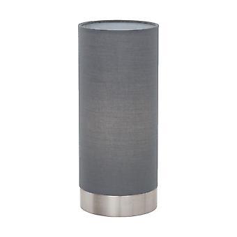 Eglo - Pasteri 1 lampe de Table Touch Light Grey EG95119