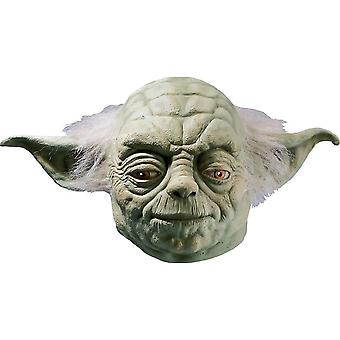 Yoda Dlx Adult Mask For Adults