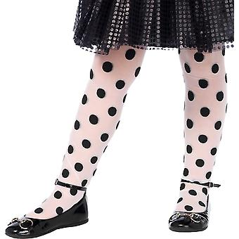 Polka Dot collants enfant