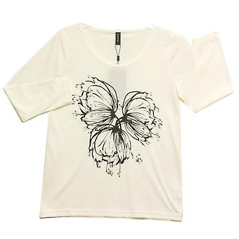 In Town T-Shirt 181414 Cream