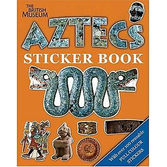 Aztecs Sticker Book