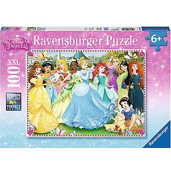 Pièce Ravensburger XXL100 Puzzle Disney Princesse Jigsaw Puzzle