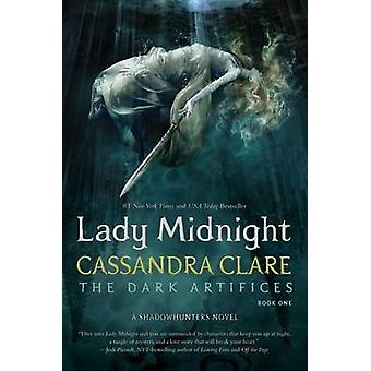 Lady Midnight by Cassandra Clare - 9781442468351 Book