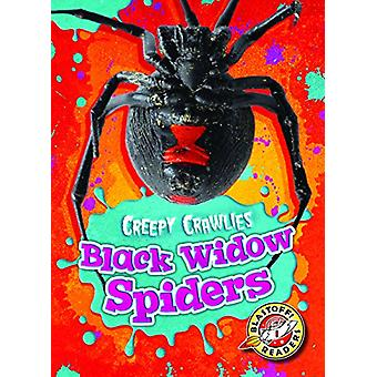 Black Widow Spiders by Megan Borgert-Spaniol - 9781626172999 Book