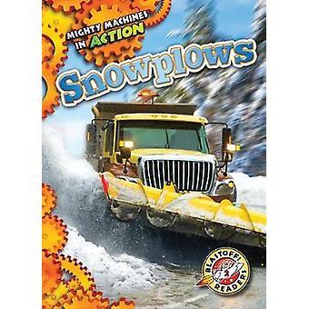 Snowplows by Rebecca Pettiford - 9781626176331 Book