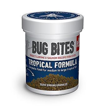 Fluval Bug Bites Tropical Formula Granule 125g
