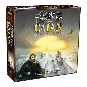 Fantasy Flight Games A Game of Thrones Catan Brotherhood of the Watch Game