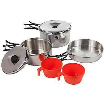 Regatta Silver Compact Cook-setti