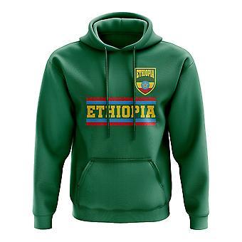 إثيوبيا الأساسية لكرة القدم البلد هودى (الأخضر)