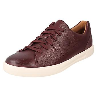 Mens ongestructureerd door Clarks casual schoenen un Costa Lace