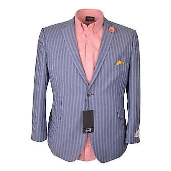 SCOTT Scott Linen Mix Stripe Sports Jacket