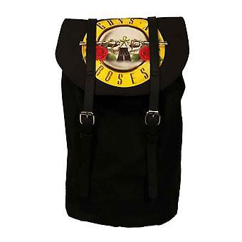 Guns N Roses ryggsekk Heritage bag klassisk bullet band logo ny offisiell tilbake