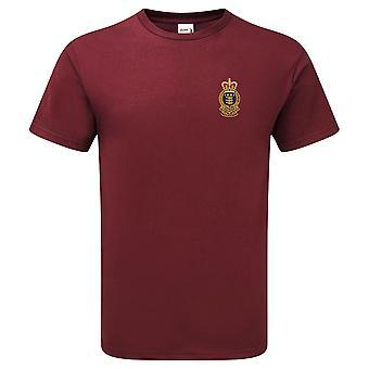 Royal Army Ordnance Corps-licenciado British Army bordados Premium T-shirt