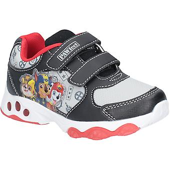 Leomil Boys Paw Patrol Chase Rubble & Marshall Sporty Shoes