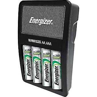 Energizer Maxi Charger NiMH AAA , AA Charger for cylindrical cells incl. rechargeables